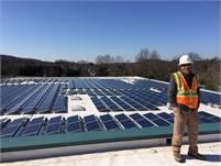LightWave Solar Haleigh Zegel