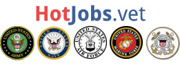Hot jobs for Veterans, job posting and resume posting